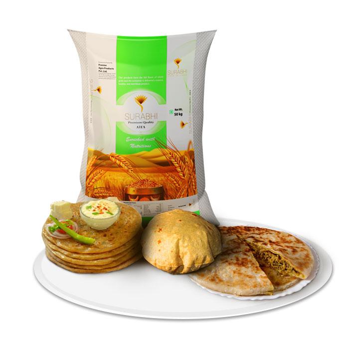Best Atta for chapathi.surabhi Chakki fresh Atta in Kerala